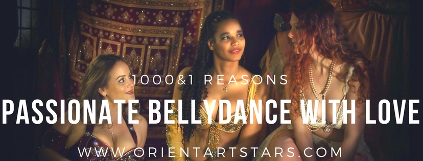 Cours Passionate Bellydance with love