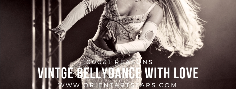 Cours Vintage Bellydance with love
